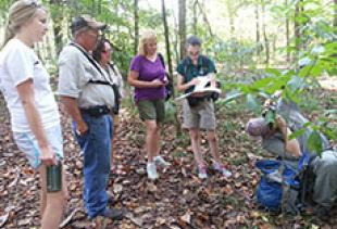 Acadiana Master Naturalists