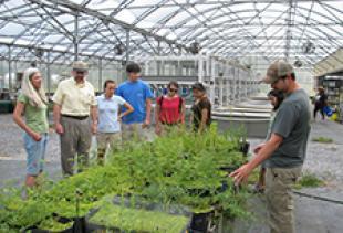 McNeese Environmental Research Center
