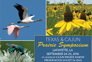 Texas & Cajun Prairie Symposium